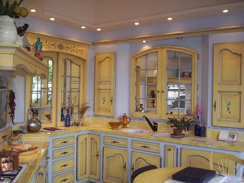 Kitchen Traditional Ideas Of French Country Kitchen Ideas