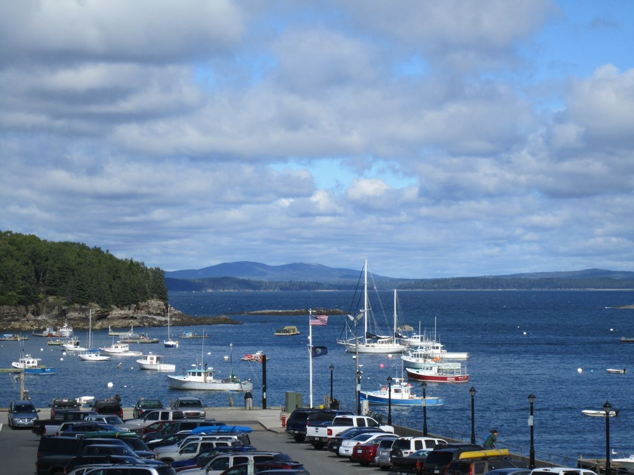 Bar harbor hospital reports out