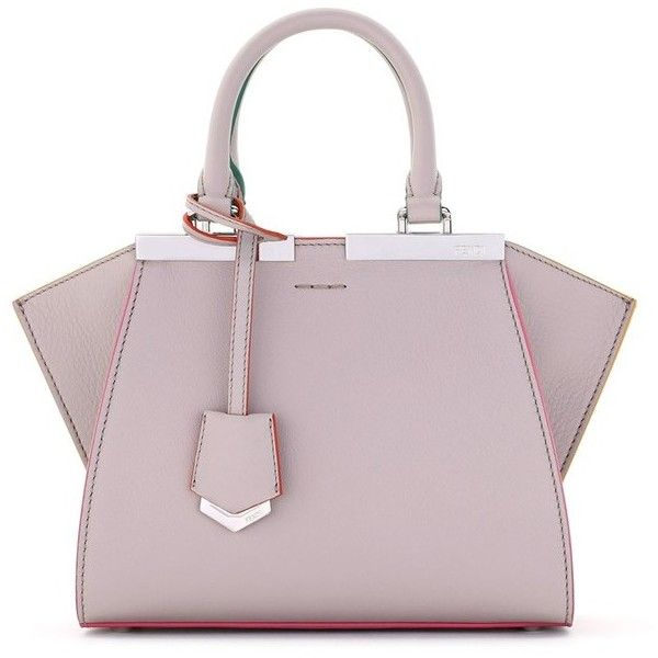 Women s Fendi  Mini 3Jours  Calfskin Leather Shopper ( 2 d6aae7862a1cd