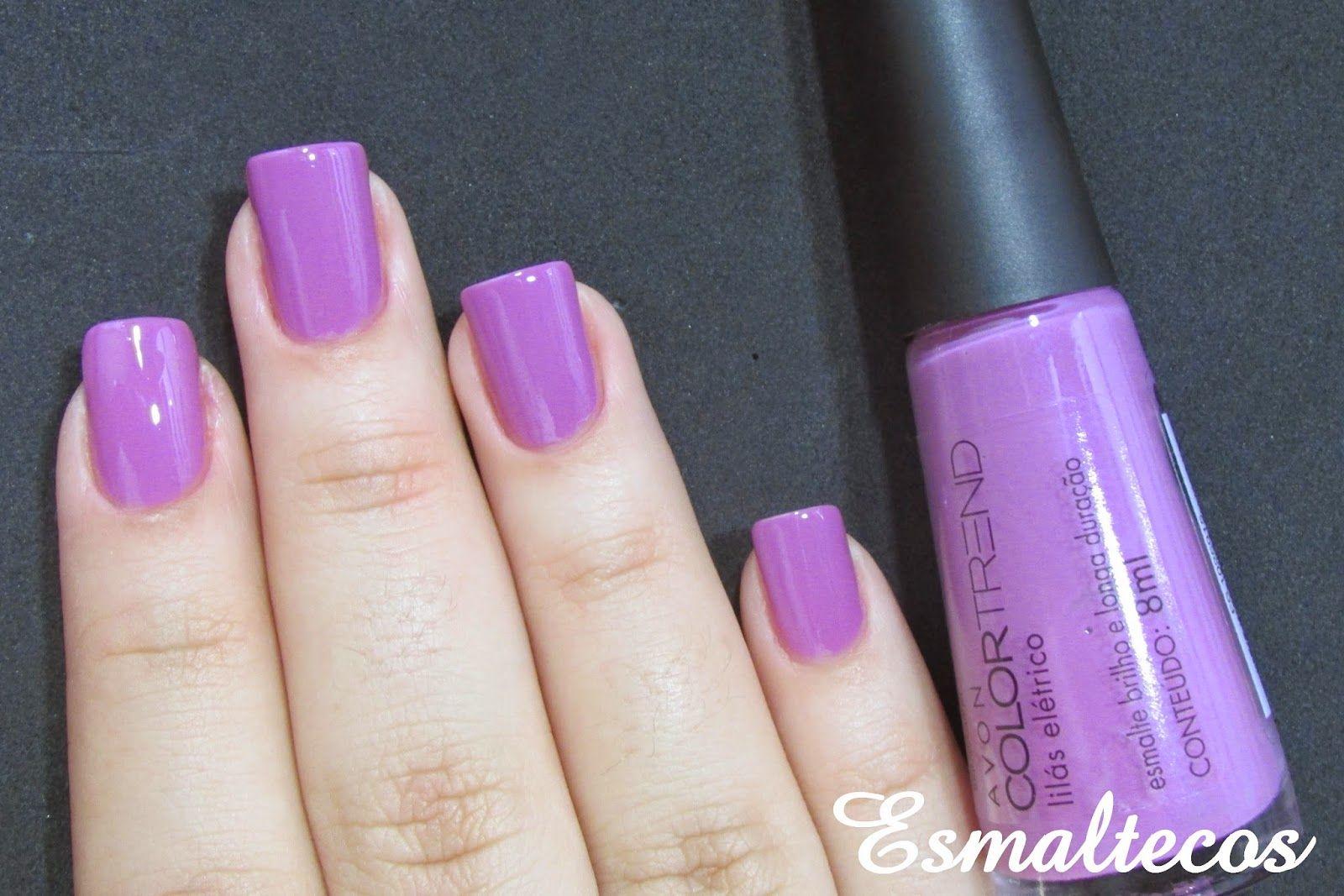 Esmaltecos: Swatches: Por um verão mais colorido - Avon Color Trend ...