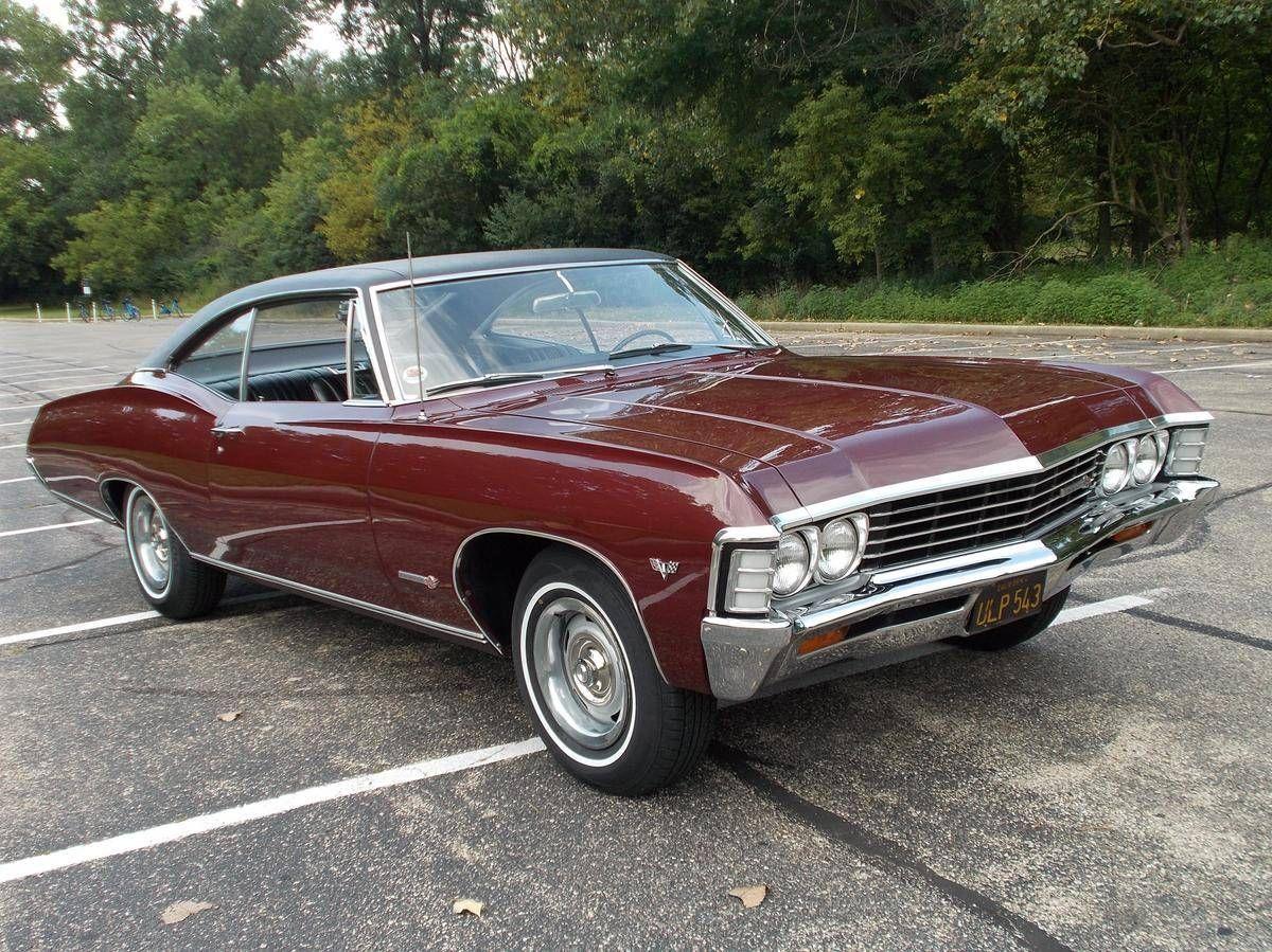 1967 Chevrolet Impala For Sale 2159755 Hemmings Motor News