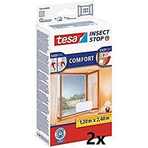 tesa Insect Stop Comfort Fliegengitter Fenster