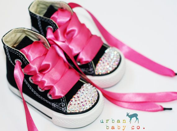Infant, Toddler Baby Girl High Top