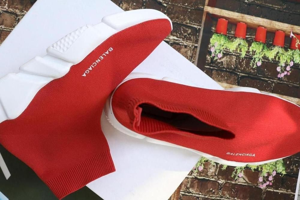 2bed0f57111 Show in picture Do not miss this Brilliant quality balenciaga Red MEN S size  10  fashion  clothing  shoes  accessories  mensshoes  athleticshoes (ebay  link)