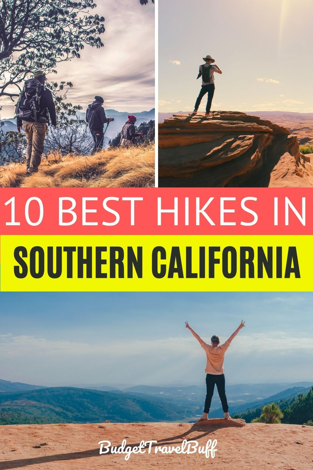 10 Best Hikes In Southern California Budgettravelbuff Southern California Hikes Best Hikes California Travel