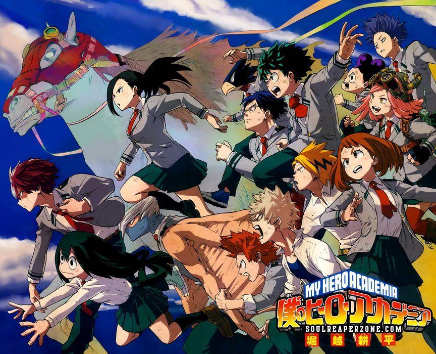 Boku No Hero Academia Bluray Bd Dual Audio Boku No Hero