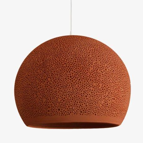 Interessante Lampe Mit Locher Lampen Schreibtischleuchten Hangeleuchte