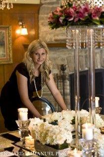 Wpic Certified Wedding Planner Nikki Sayers Photo By Richard Emmanuel Decor Designing Trendz Www