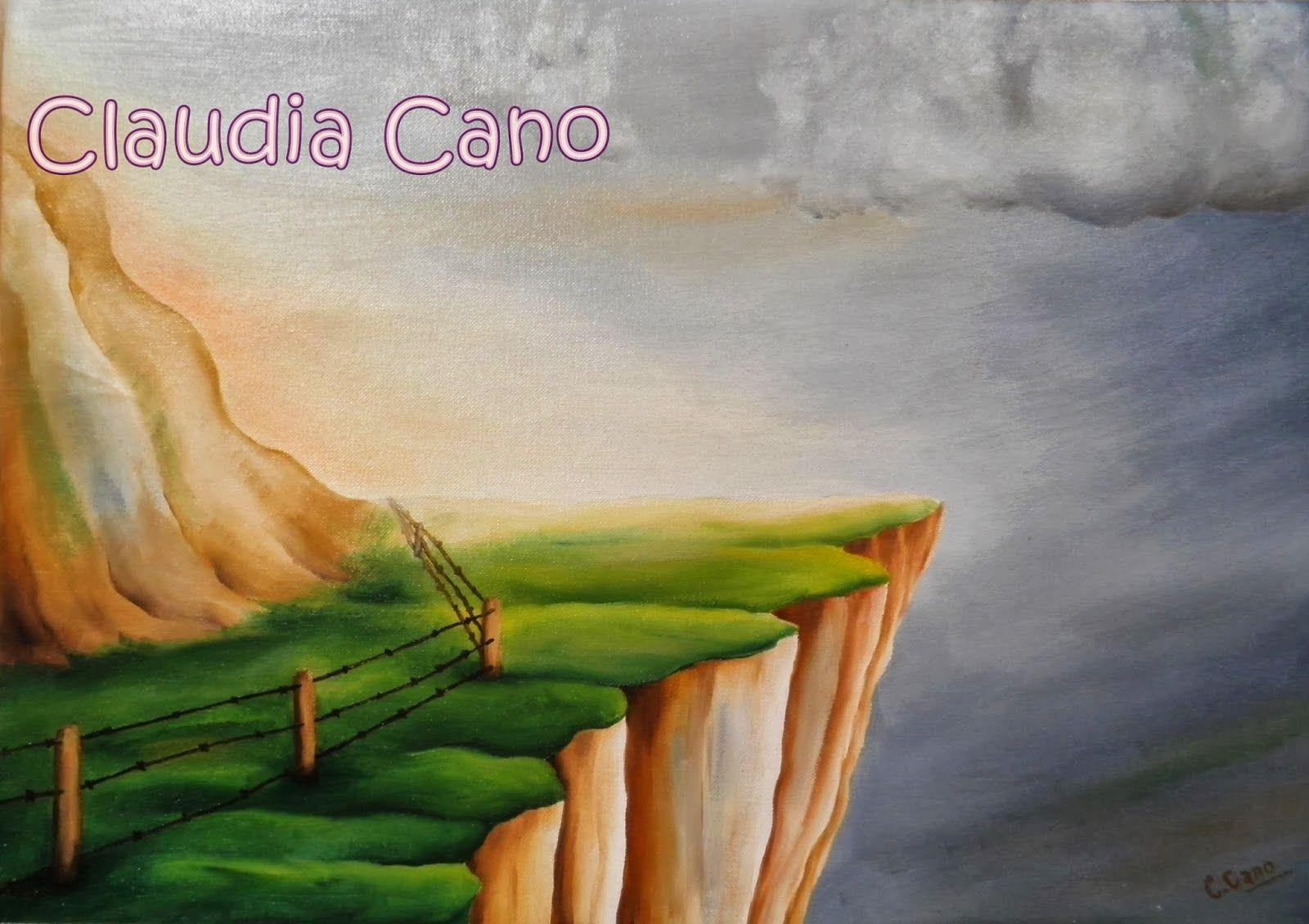 Paisaje imposible. http://cuadromovilesrefrescantes.blogspot.com.es/p/mis-pinturas.html