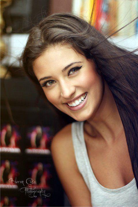 Antonia Iacobescu - gorgeous hair & makeup!