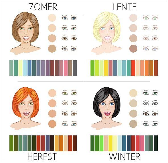 Goud versus zilver: welke kleur past het beste bij jouw seizoenstype? Goud past het beste bij lente- en herfsttypes, zilver bij zomer- en wintertypes