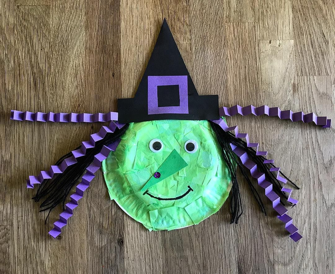 Kids Craft For Halloween