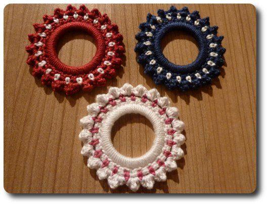 Bobble Wheel Ornament Pattern Christmas Ornaments