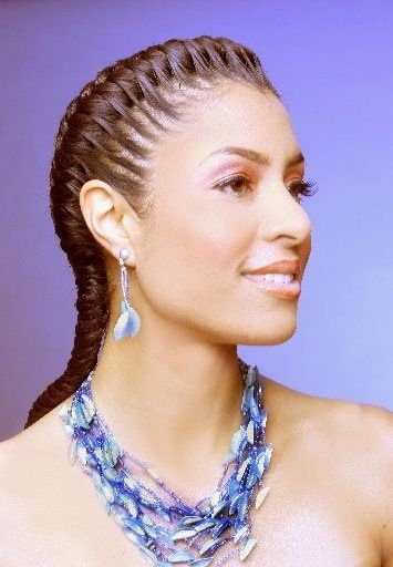 Strange Fish Bone Braid I Think This Would Look Nice W Natural Hair Hairstyles For Men Maxibearus