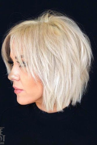 28 Adorable Short Layered Haircuts For The Summer Fun #shortlayeredhairstyles