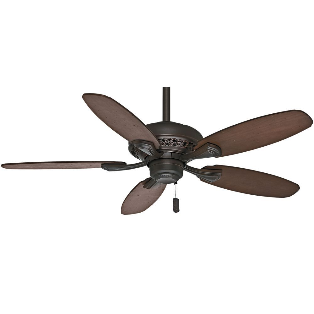 Casablanca fordham 44 inch brushed cocoa indoor ceiling fan casablanca fordham 44 inch brushed cocoa indoor ceiling fan aloadofball Images