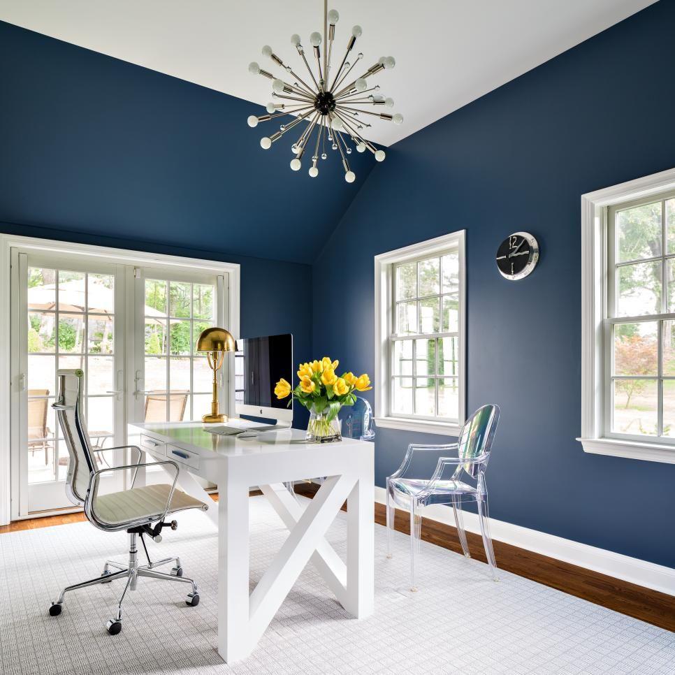 Hgtv Living Room Color Schemes: Indigo Color Palette - Indigo Color Schemes