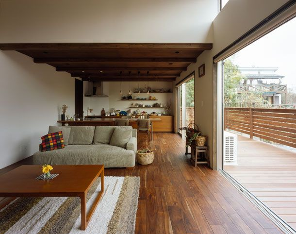 Captivating Floor Plan Of A House Is Yokohama City, Kanagawa Prefecture By Freedom  Architects Design