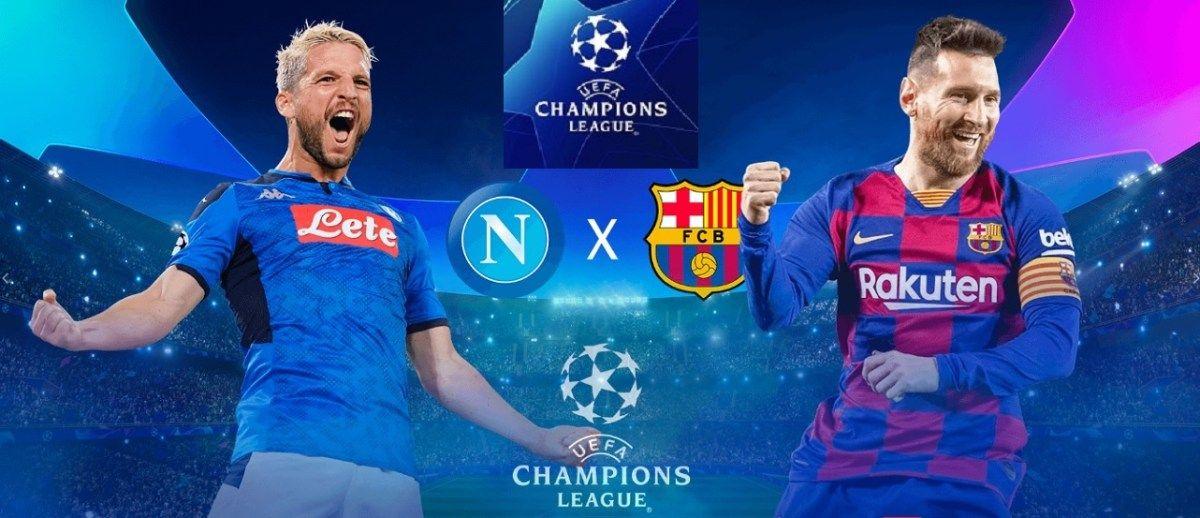 Assistir Jogo Do Napoli X Barcelona Ao Vivo Na Tv E Online Tnt E