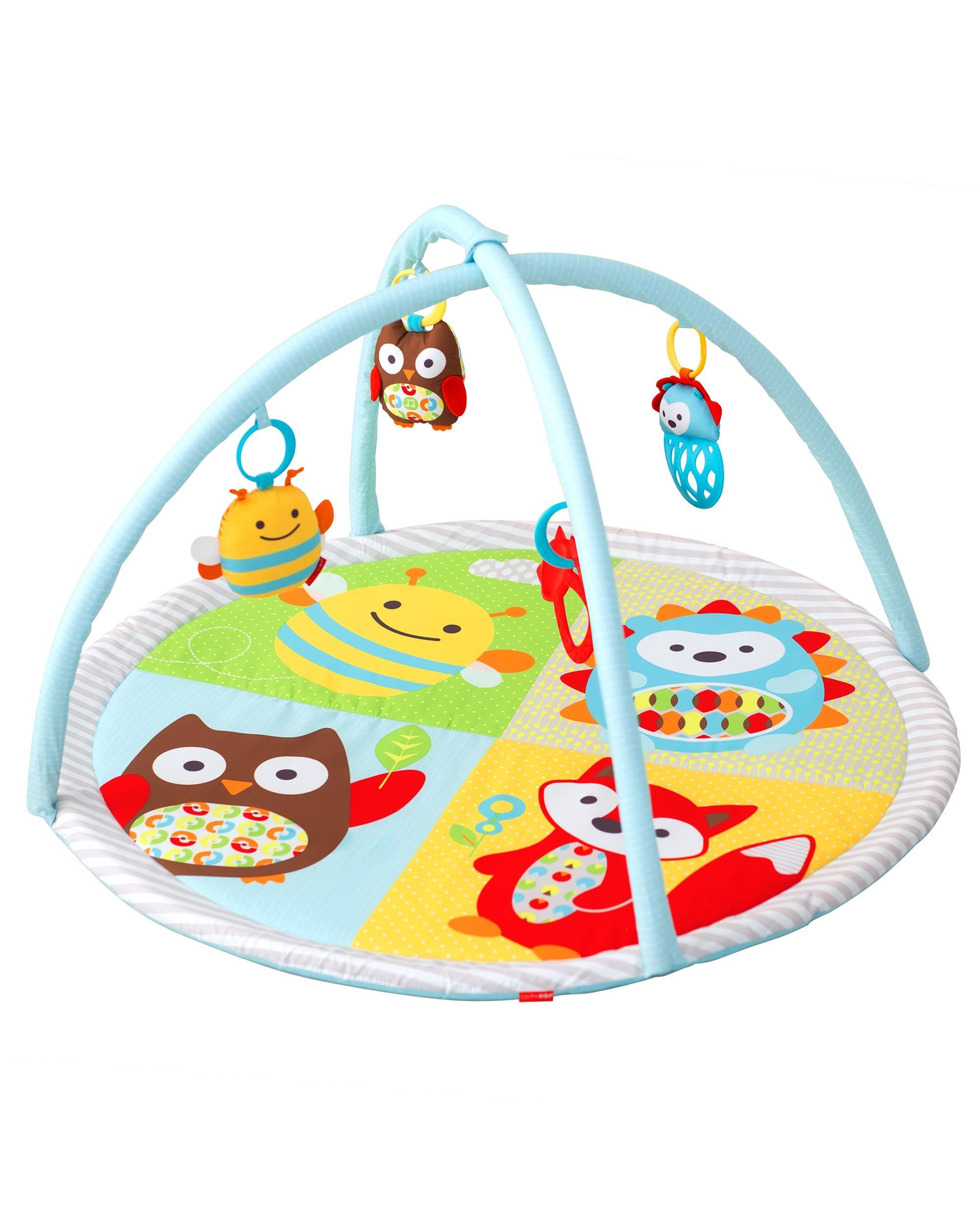 Explore & More Funscape Activity Gym   Play gym, Baby play ...