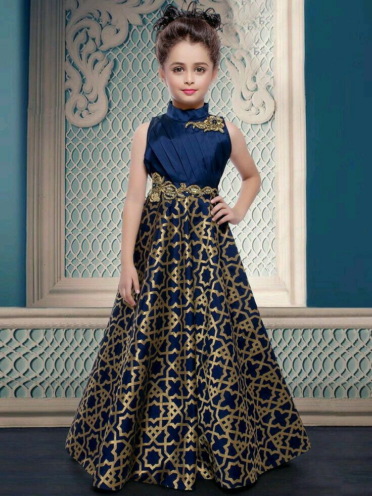 41e765664 I wanna this | kids attire in 2019 | Girls fancy dresses, Kids gown, Kids  outfits