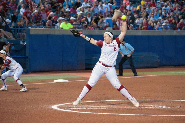 A Softball Pitcher Threw So Hard She Scared A Major League Catcher
