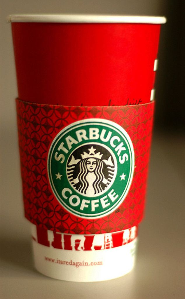 How Starbucks' Red Cups Have Changed Over the Years | Starbucks ...