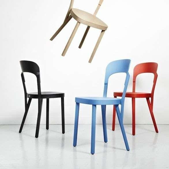 La riedizione di un classico del design, la sedia da ...