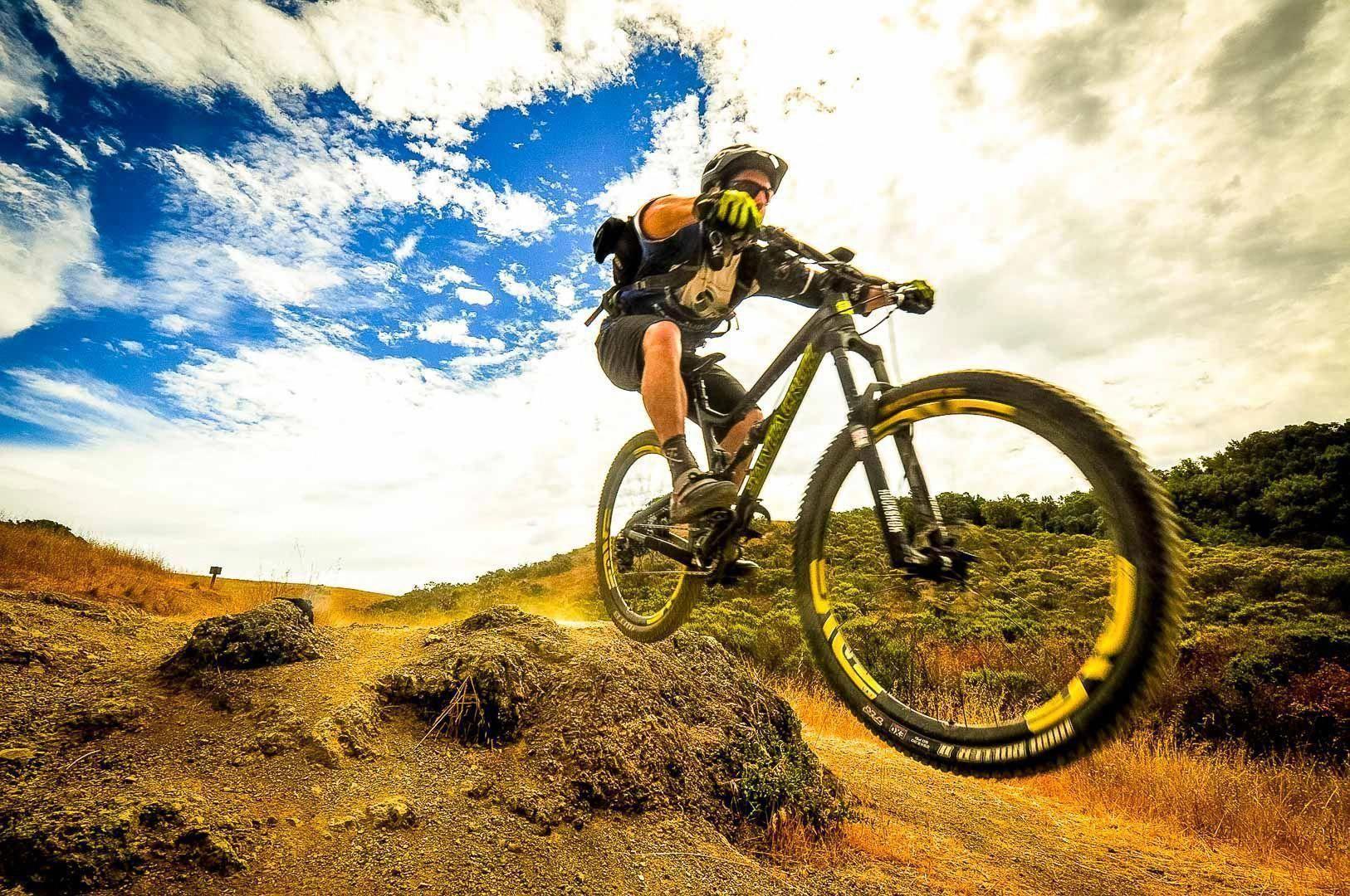 San Francisco Mountain Bike