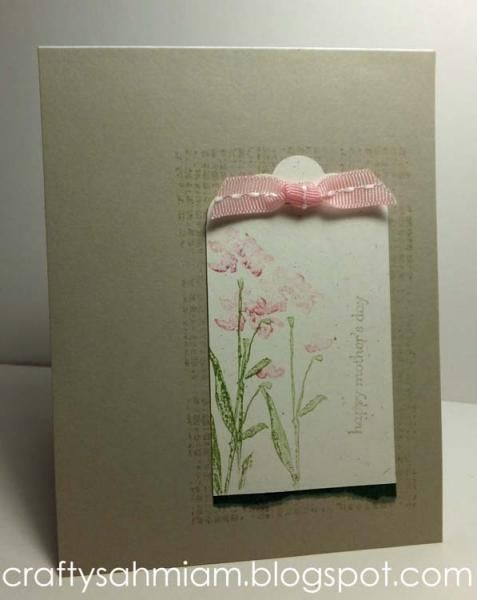 Cc527 Mother S Day Card By Heather Freeman Cards And Paper
