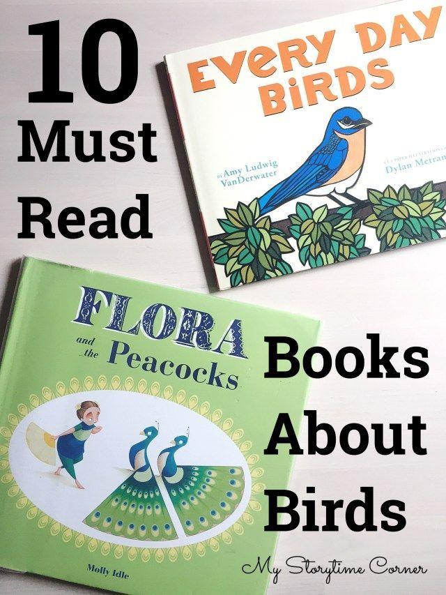 Tweet Tweet Birds Story Time For Preschoolers Book Reviews For