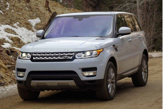 2016 Land Rover Range Rover Sport Hse Td6 Fuel Economy Review Of Luxury Diesel Suv Range Rover Sport Land Rover Range Rover