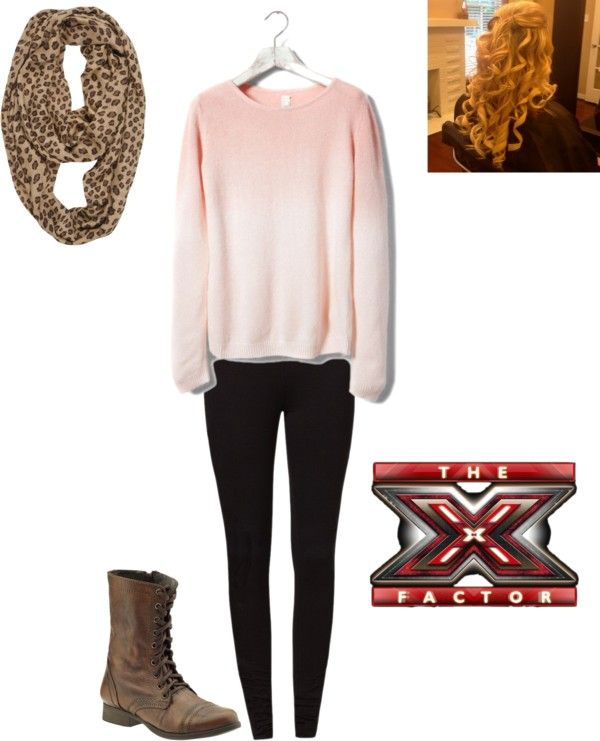 """xfactor audions"" by live2surf101 ❤ liked on Polyvore"