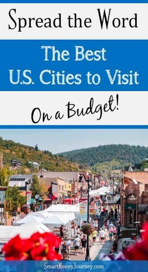 Photo of Cheap Places To Travel In The United States – Smart Money Journey