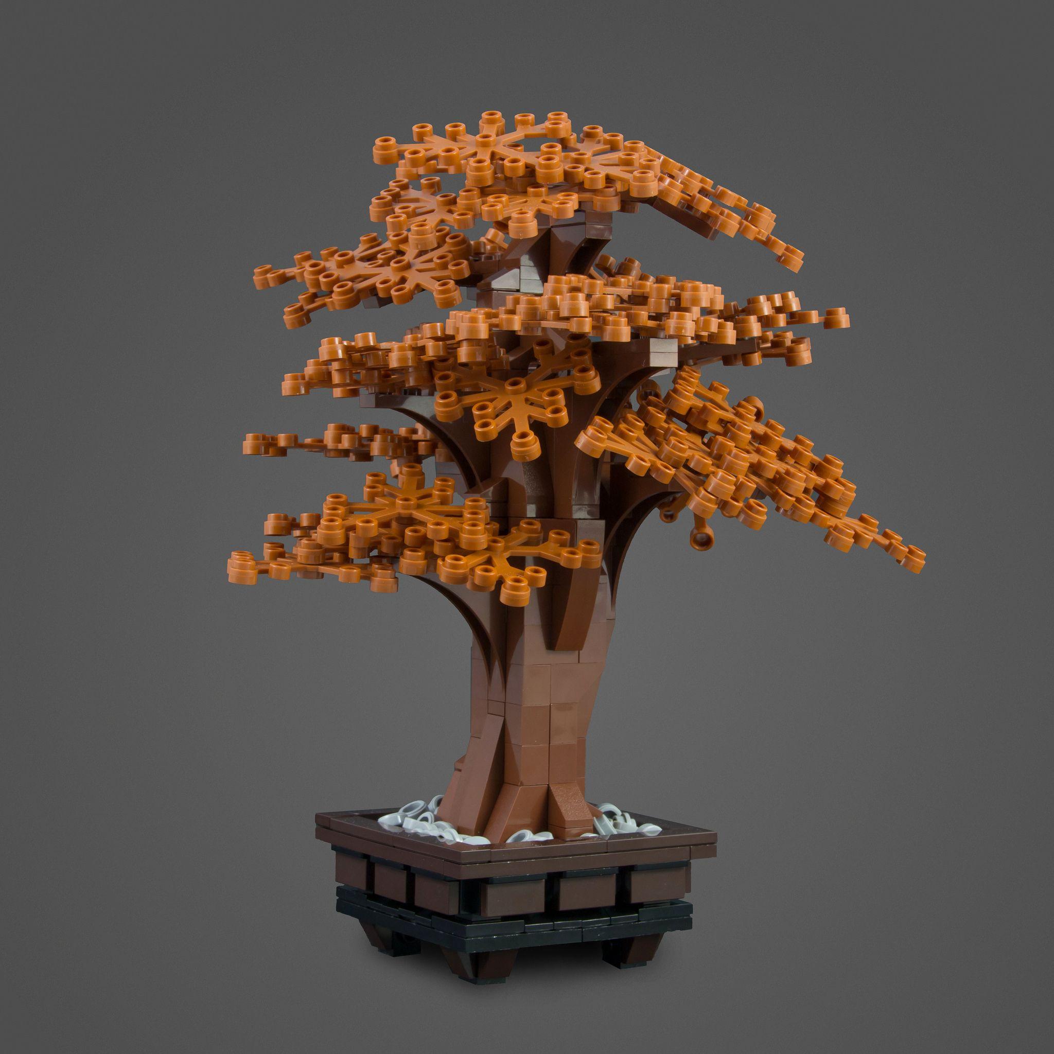 Autumn Tree Lego Tree Lego Lego Architecture