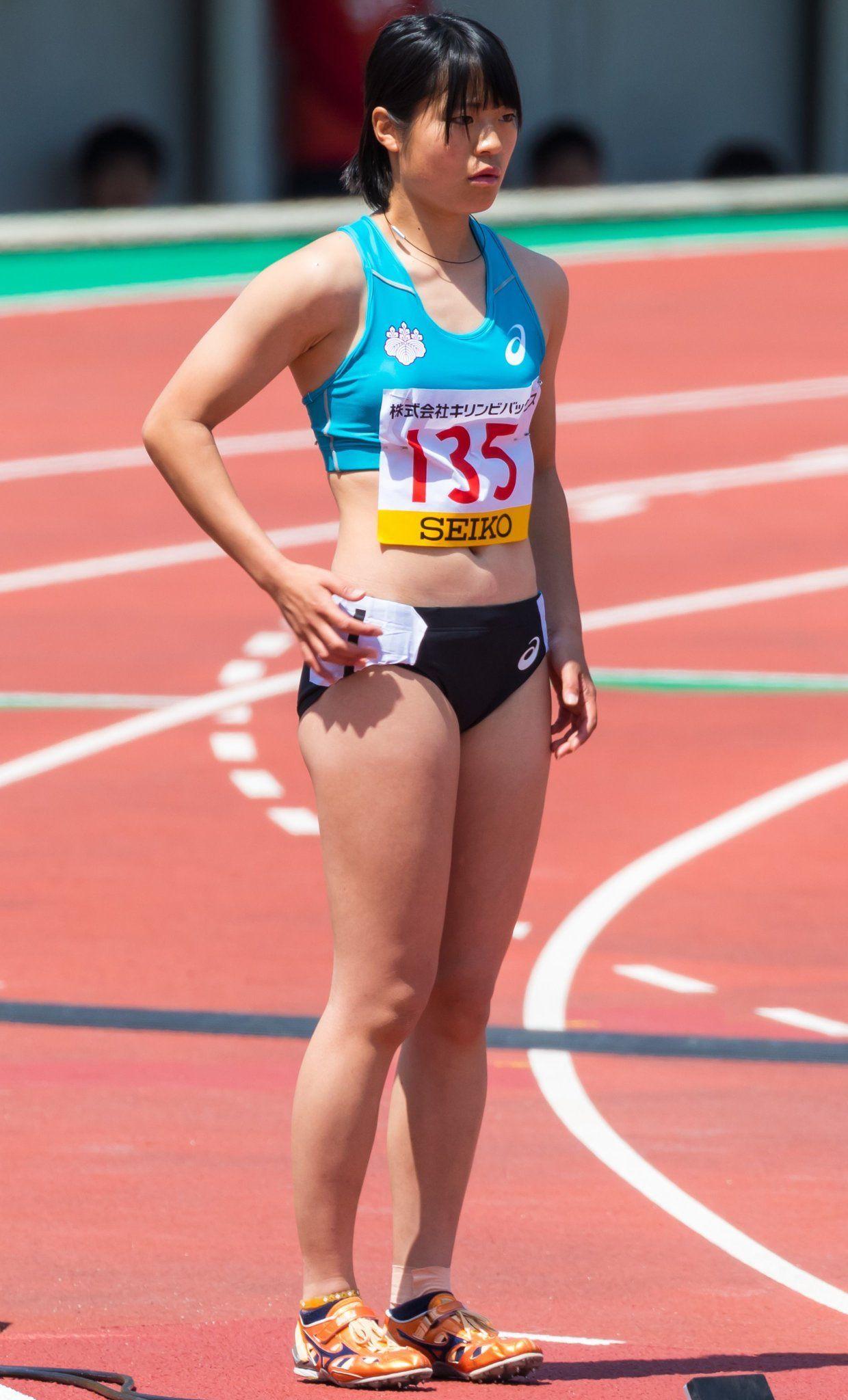 清岡純子 無修正 ボード「Sport girls」のピン