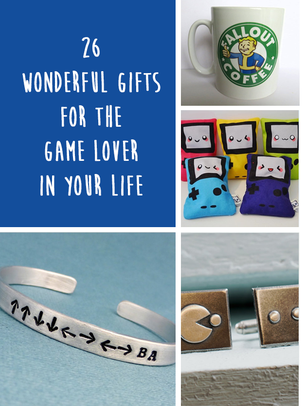 26 Fantastic Gifts For The Gamer In Your Life Present