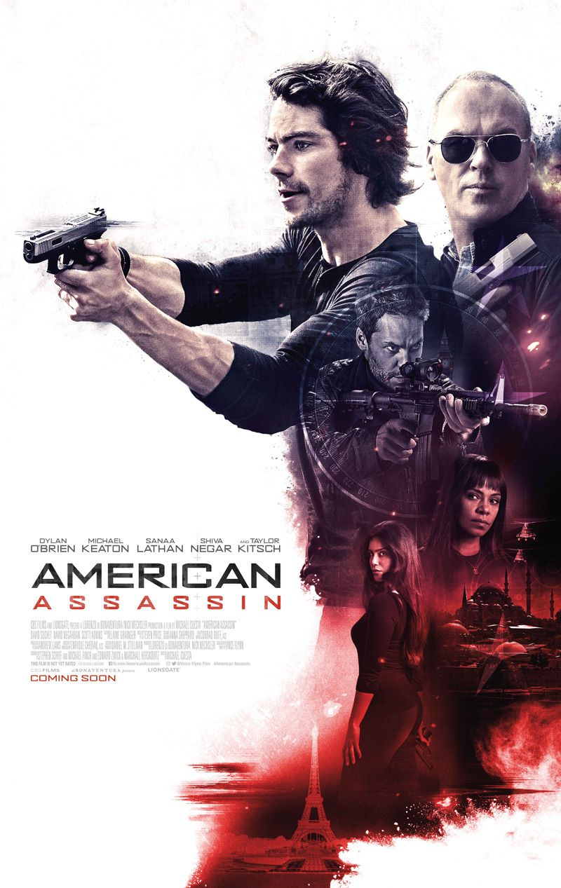 Watch American Assassin (2017) Movie Free Online Download HD Movie Stream  Free Disital Print