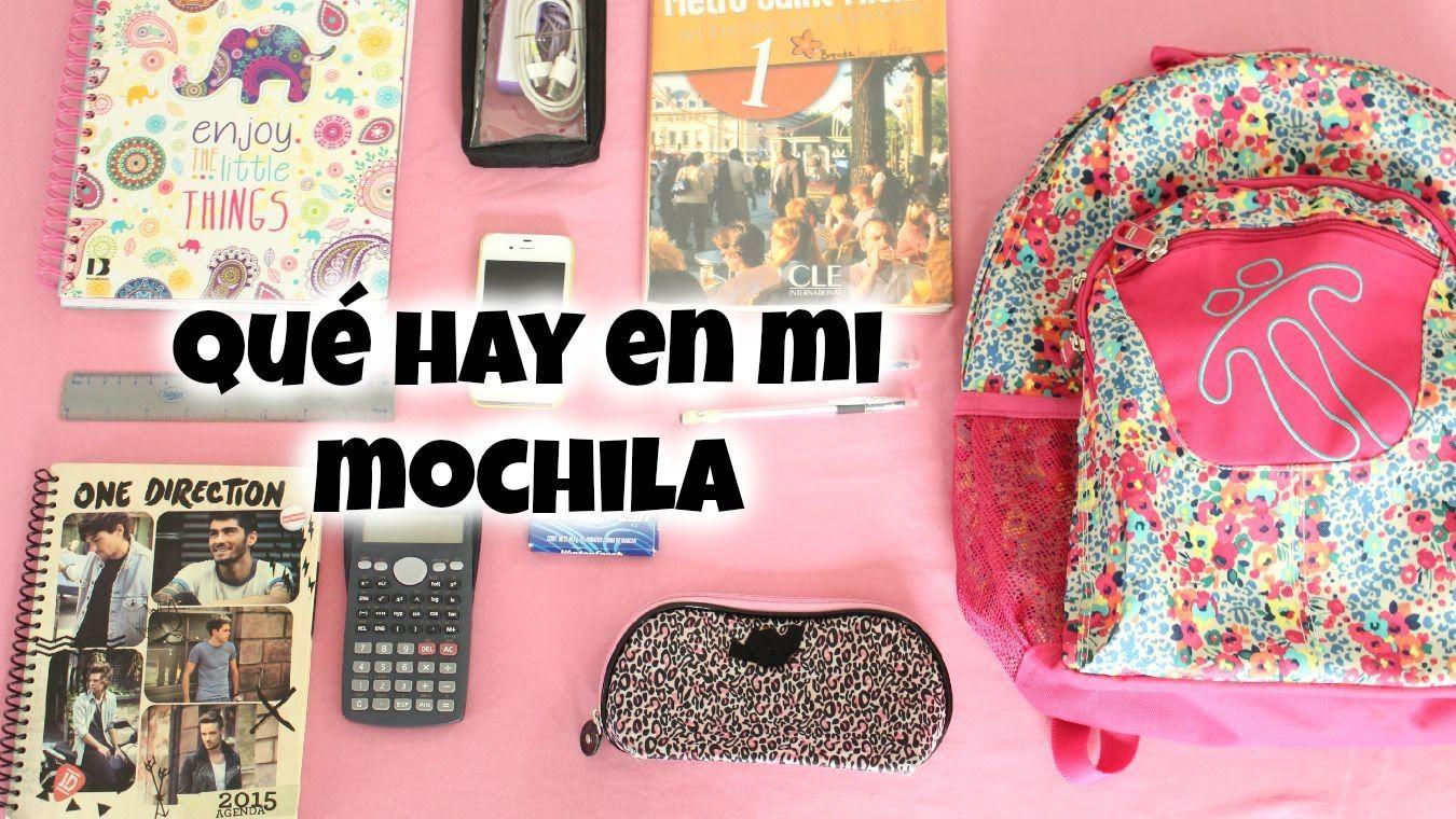 School De Brenda At Mochila 4Life Qué En Bright ❤Unit La Hay DIHWE29