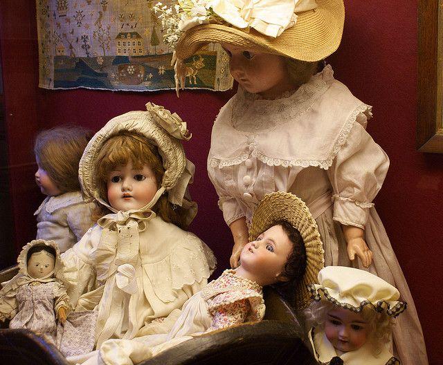 Victorian Dolls #victoriandolls
