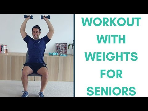 10 strength workout for seniors  an introduction to