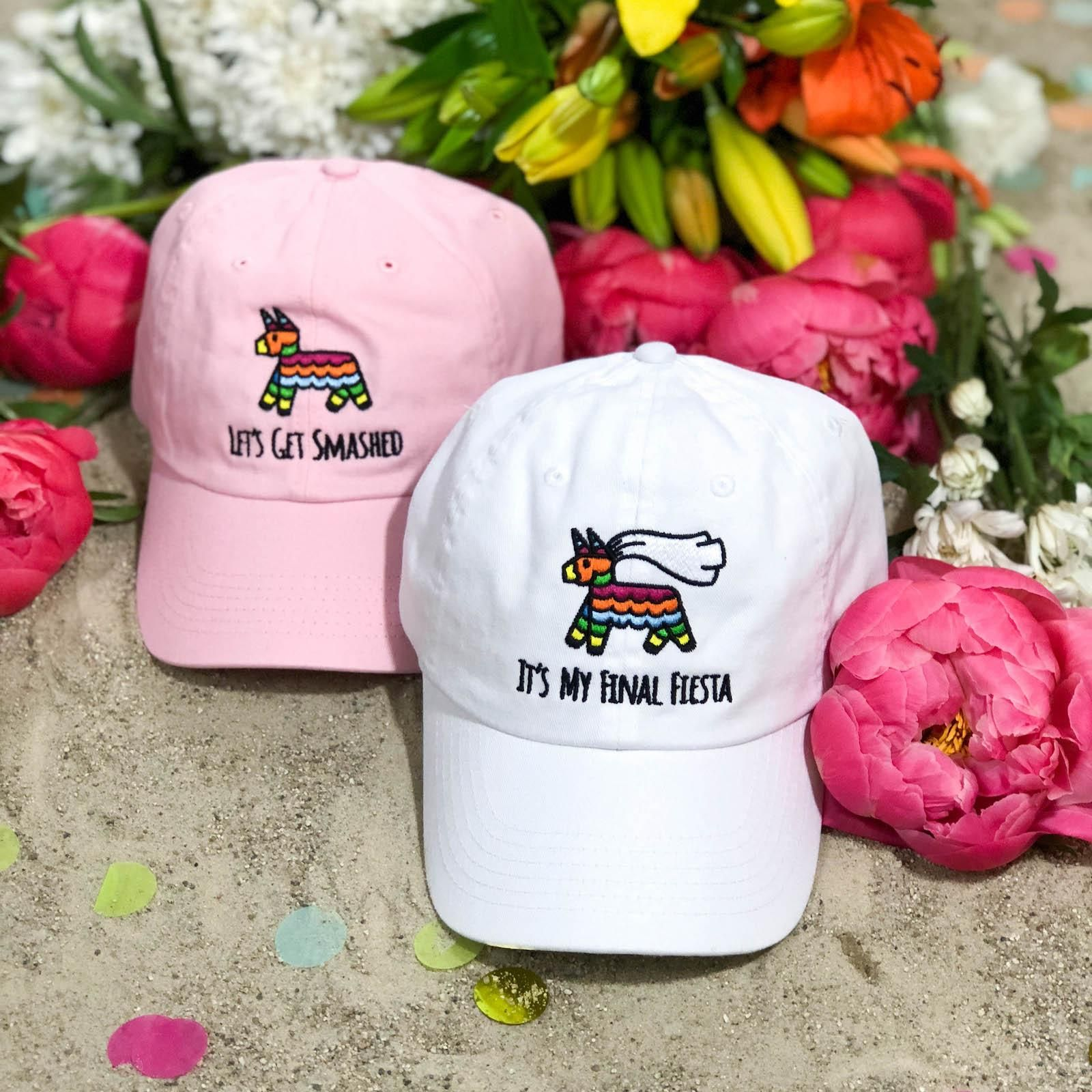 Nacho Average Bride Hat Bridesmaids Caps Mexico Bachelorette Hats Down to Fiesta Hats Mexico Bridesmaids Hats Funny Snapback Hats