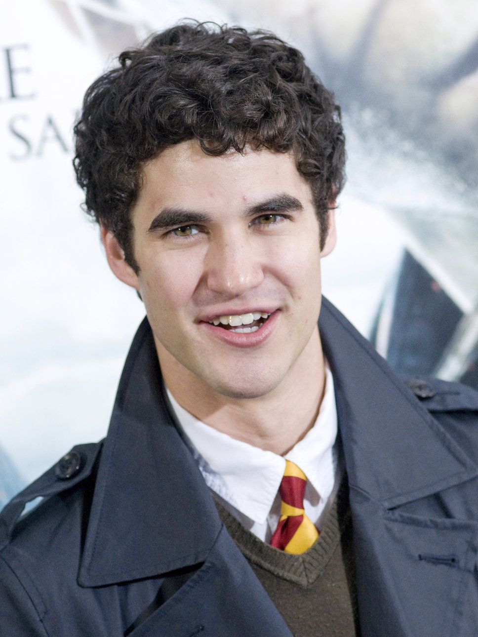 This man... Darren Criss, you have completely ruined me for other men and I'm completely ok with it.