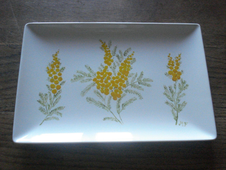 Plastic Cutting Board, Flowers Ve Cutting Board