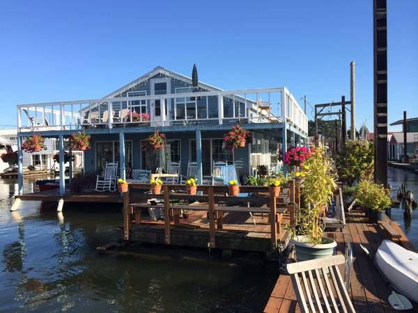 Are you wanting to own a Floating Home with a magnificent