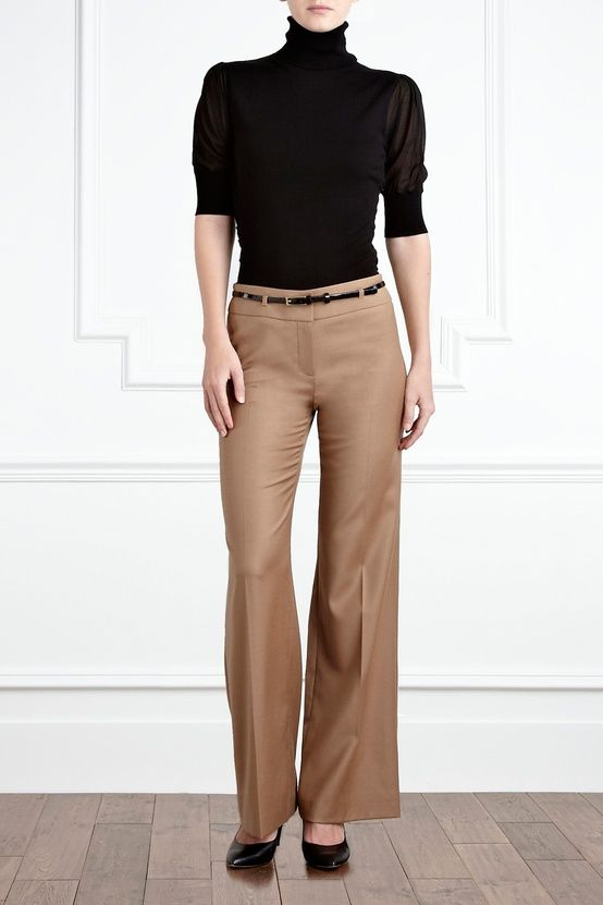 I love this look... would be a great office straight to christmas party outfit (with our cubes necklace... obviously!)