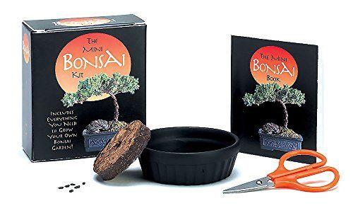 The Mini Bonsai Kit (Miniature Editions) by Running Press ...