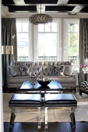 Modern Barok | 21. századi barokk | Pinterest | Living rooms, Room ...