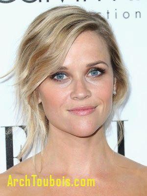 Frisuren Hohe Stirn Frisuren Pinterest Reese Witherspoon