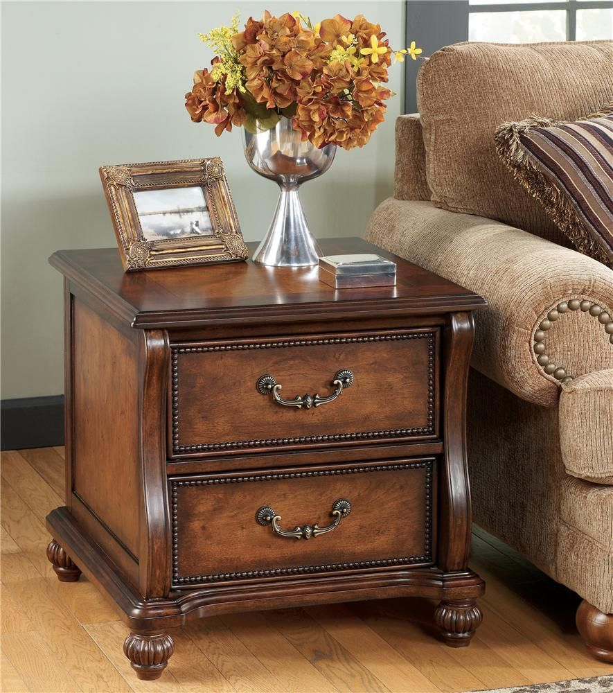 Shelton Rectangular End Table by Signature Design by Ashley ...